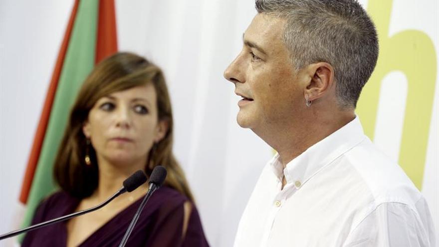 EH Bildu: Tenemos la determinación de que Otegi sea nuestro candidato