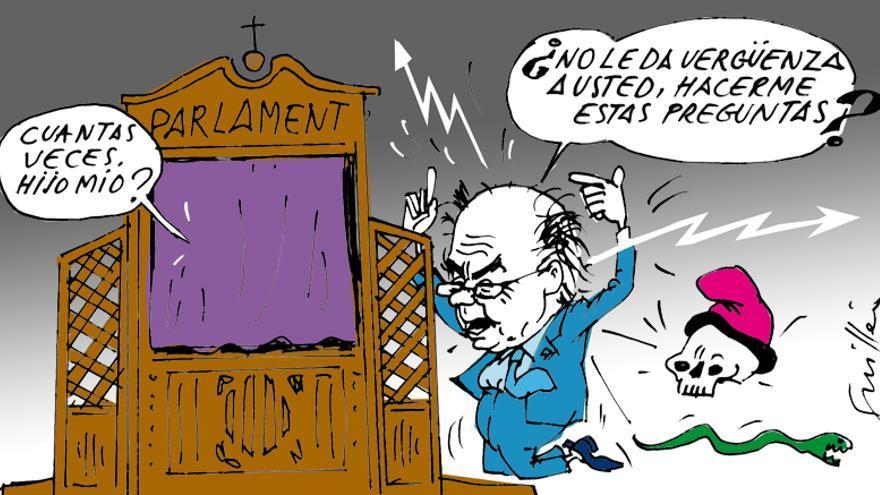 La expiación de Pujol