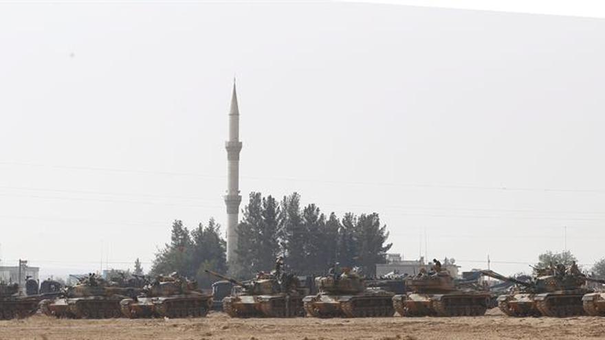 Al menos 165 sirios murieron a manos de guardias fronterizos turcos este año