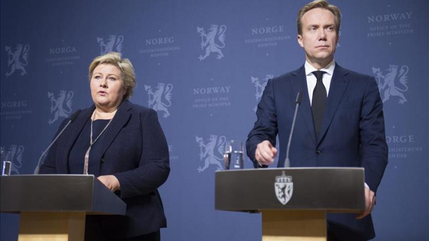 Noruega remodela su Gobierno y nombra a una ministra de Inmigración