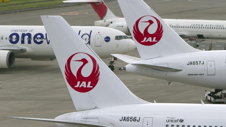 Japan Airlines cierra con un avance del 0,5 por ciento en su vuelta a la Bolsa de Tokio