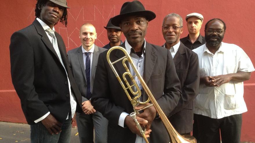 African Salsa Orchestra en La Mar de Músicas