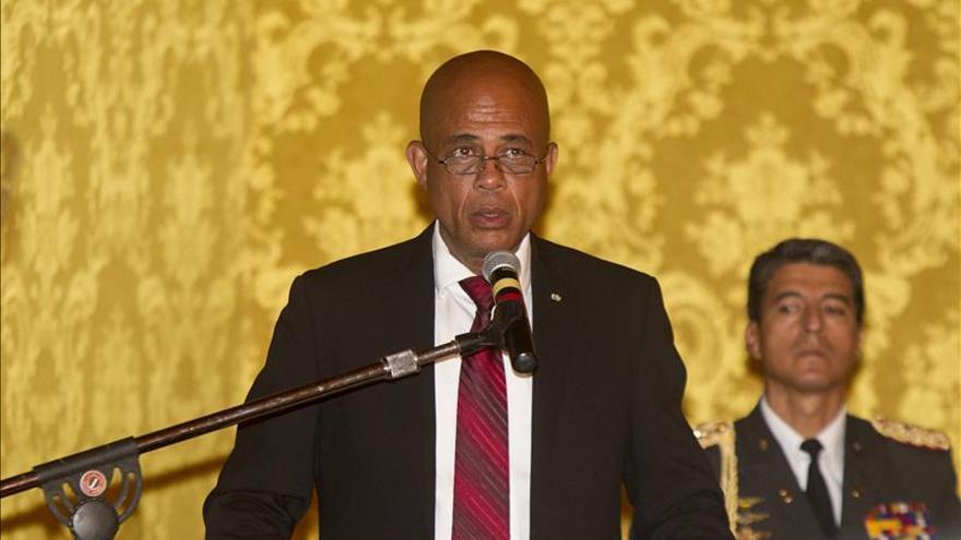Los haitianos vuelven a las calles contra EE.UU. y piden la renuncia de Martelly