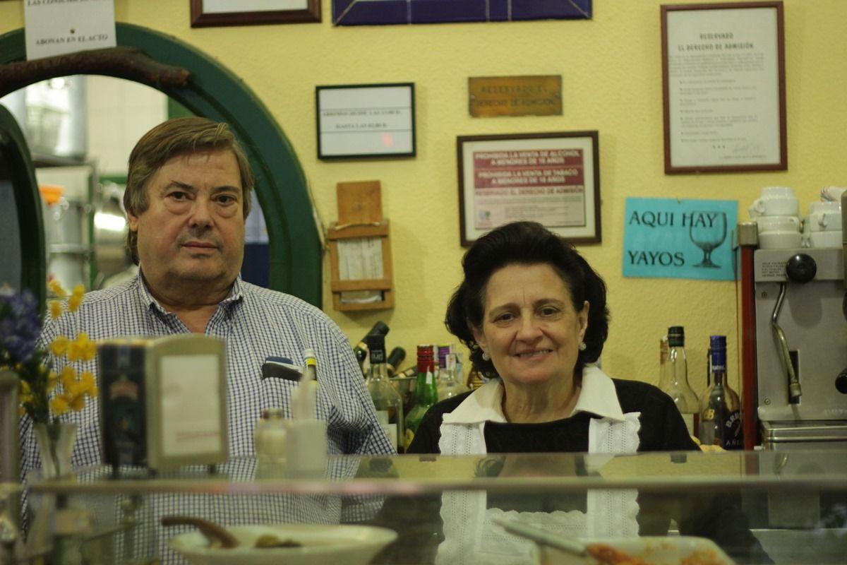 Manolo y Mari, en O Compañeiro   RAQUEL ANGULO