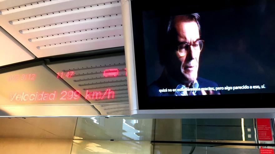 Salvados preestrena en el AVE Barcelona-Madrid su documental sobre el 1-O