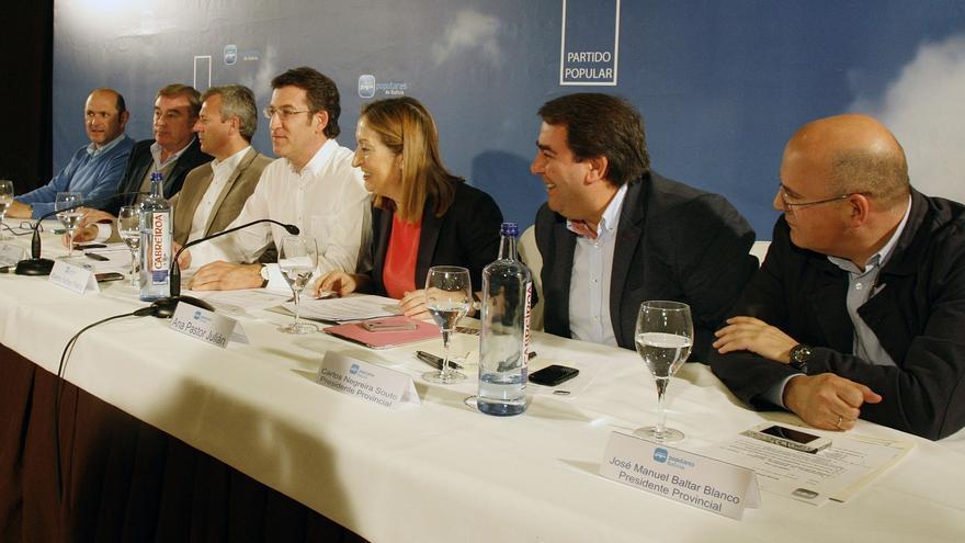 """Feijóo advierte a la oposición que si no quiere pactar la reforma electoral el PPdeG """"cumplirá su programa"""""""