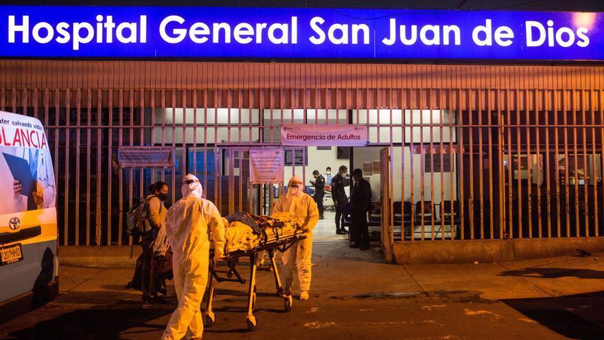 Guatemala registra 54 muertes por COVID-19 en 24 horas y suma 1.404 en total
