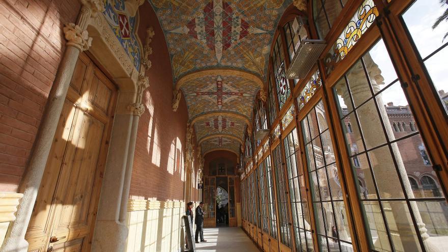 Recinto Modernista de Sant Pau recauda fondos para investigar la covid-19