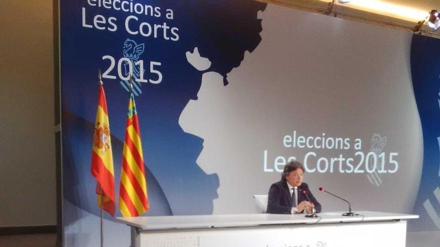 Dos agresiones en colegios electorales, últimas incidencias  en la Comunidad Valenciana