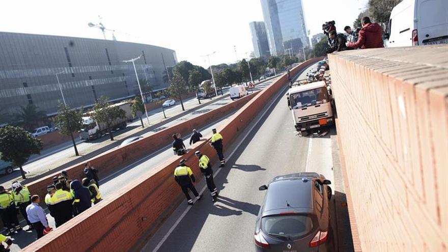 La Fiscalía pide 8 años al turista que sembró el pánico con un camión de butano