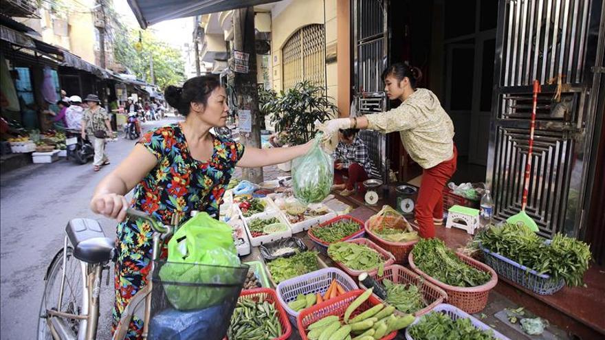 Los precios de los alimentos suben en octubre por la meteorología adversa