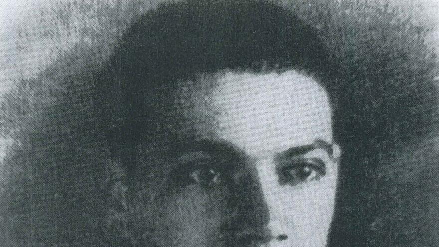 Raúl Molowny, célebre jugador del CD Tenerife de comienzos del siglo pasado.