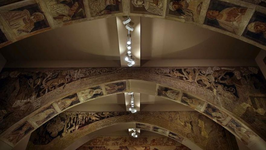 Museu D'Art de Cataluña pide 10 días para devolver los bienes de Sijena