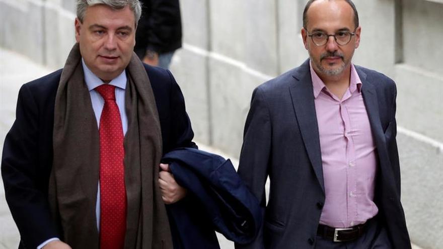 Xuclà: El juicio contra el Govern está por encima de lo jurídicamente apropiado
