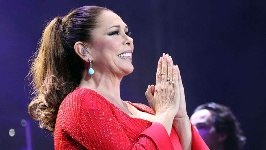 """Suspendido """"sine die"""" el concierto de Isabel Pantoja en Puerto Rico"""