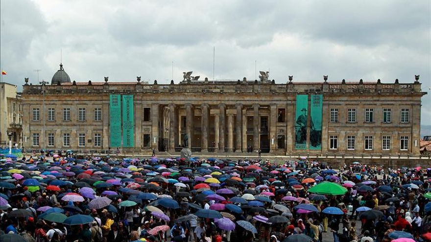 """El Gobierno colombiano y los profesores en huelga logran un """"principio de acuerdo"""""""