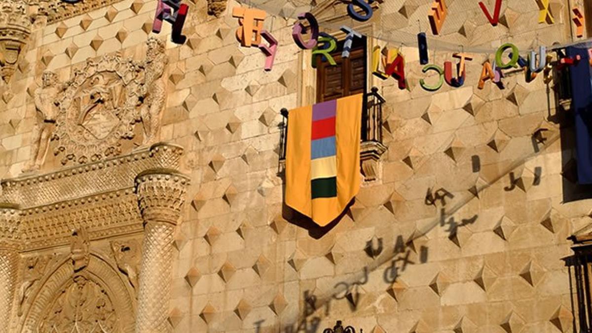 Este año el Palacio del Infantado será sede del Maratón de Cuentos de Guadalajara con un formato semipresencial