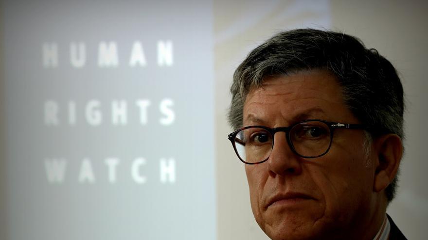 HRW critica la expulsión de Colombia de una alemana que apoyaba a manifestantes