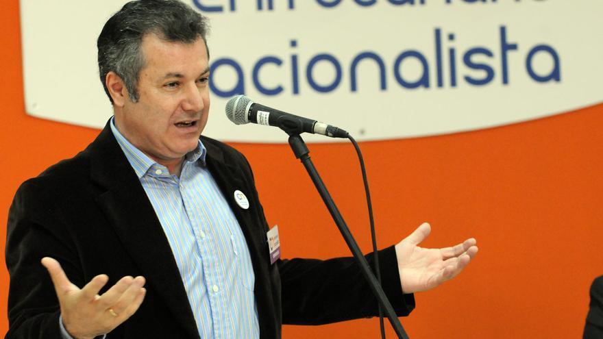 Ignacio González, presidente del CCN.