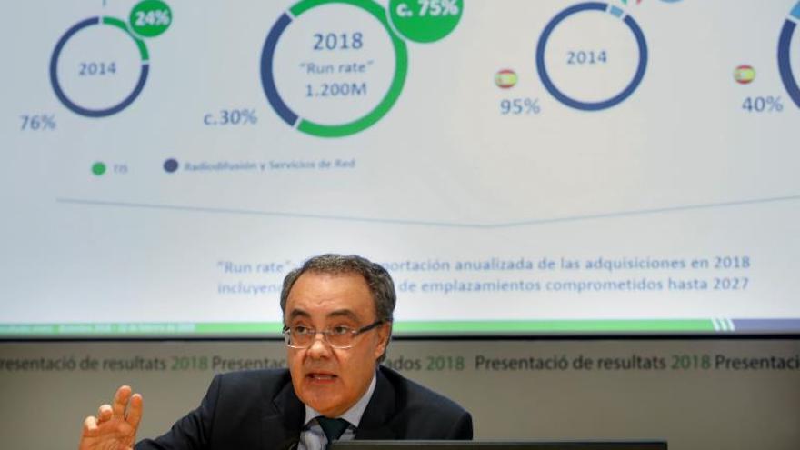 Cellnex lanza dos emisiones de bonos por valor de hasta 765 millones