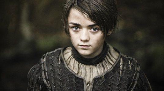 Súper spoiler de 'Juego de tronos' por 'culpa' de la joven Arya Stark