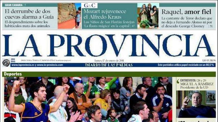 De las portadas del día (17/01/11) #1