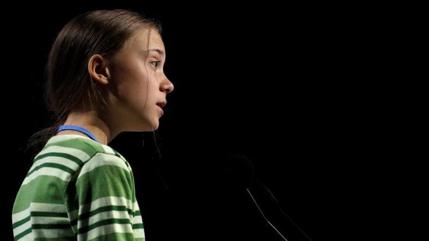 """Nature sitúa a Greta Thunberg en el """"top 10"""" del ámbito de la ciencia"""