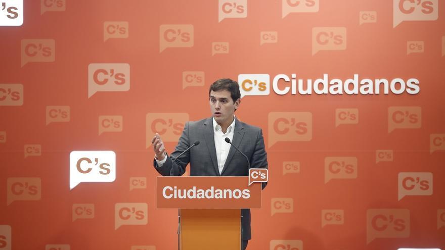 Rivera insta al Gobierno a poner fecha a la mesa de partidos para delimitar una futura reforma constitucional