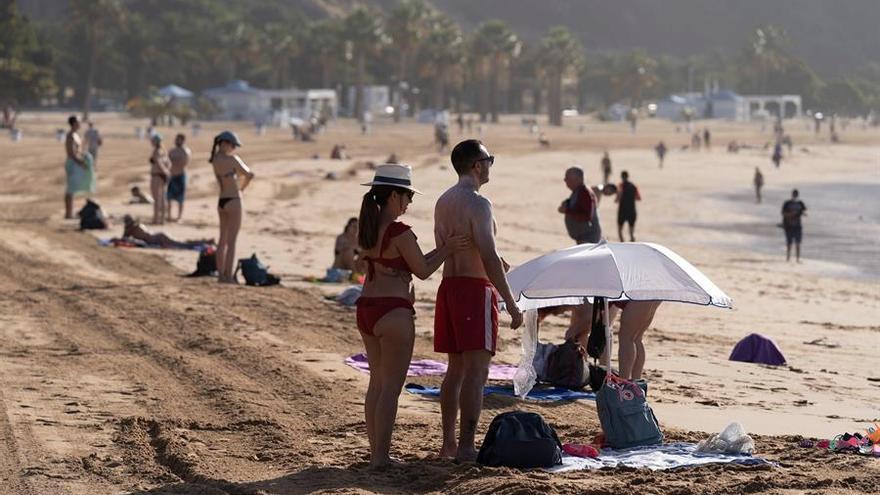Más calor este domingo en Canarias: las temperaturas podrían superar los 34 grados