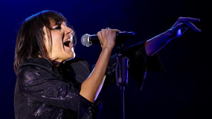 Amaral anuncia un concierto en el Wizink Center de Madrid en marzo de 2020