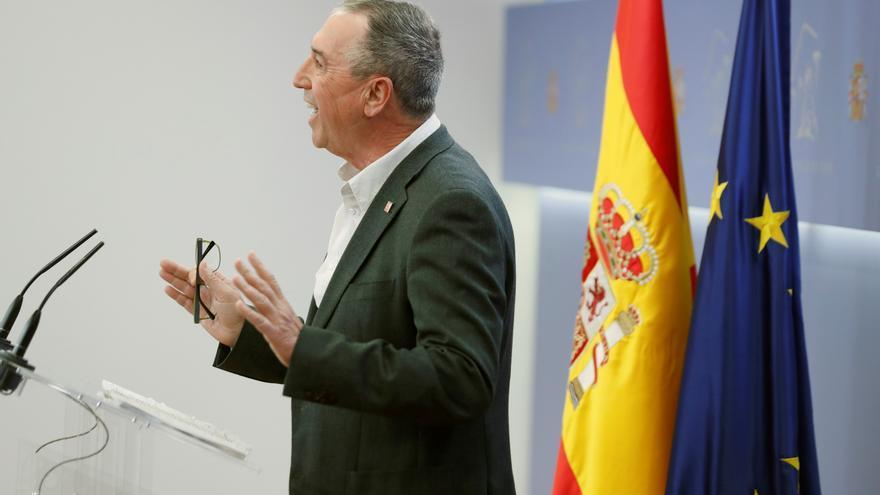 """Baldoví aplaude que no haya coalición con Podemos en Madrid: Tenía """"trampa"""""""