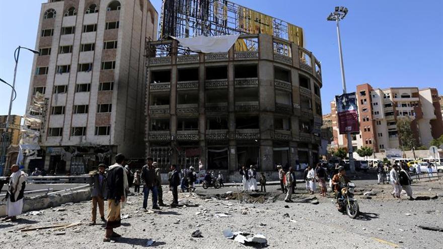 ACNUR deplora la muerte de civiles en Yemen por un bombardeo de la coalición árabe