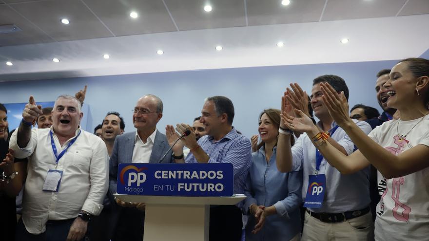 """Bendodo: """"El PP ha ganado las elecciones y va a trabajar para construir nuevas mayorías"""""""