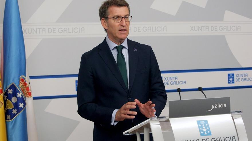 """Feijóo rechaza """"mezclar"""" investigación judicial y política en el caso Angrois porque """"solo perjudica"""" a las víctimas"""