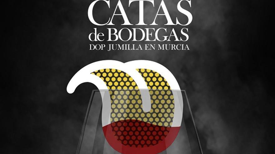 Comienzan las catas de vino DOP Jumilla semanales en la sede de 'Murcia, capital española de la gastronomía 2020'