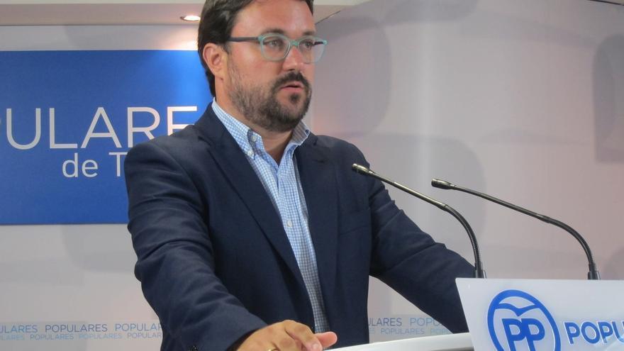 """El PP canario dice que """"pase lo que pase"""" con el pacto CC-PSOE, no entrará en el Gobierno de Canarias"""