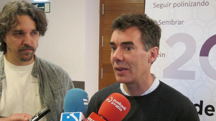 """Santos aboga por generar confluencias con """"espacios hermanos"""" en las municipales manteniendo el nombre de Podemos"""