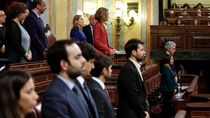 El reparto de los grupos deja a Vox sin una secretaría en Mesa del Congreso