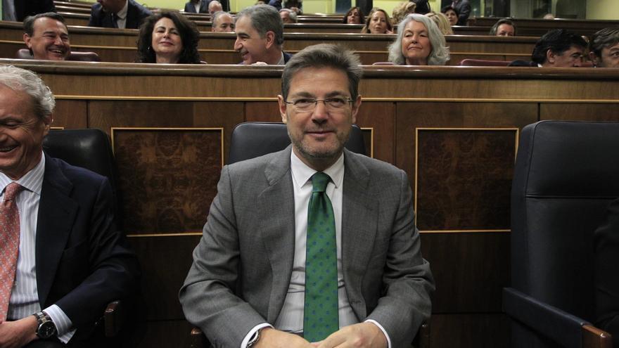 """Catalá cree que el """"debate social"""" del 15M es propio de """"democracias maduras"""" y siempre """"es positivo"""""""