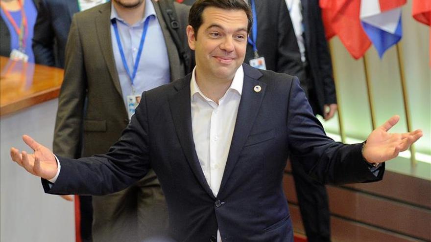 Los líderes euro dan a Tsipras de plazo hasta el domingo para cerrar la crisis
