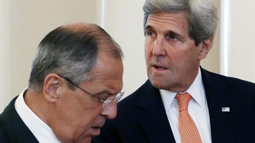 Kerry cree que el mundo espera de Rusia y EEUU unidad contra el terrorismo