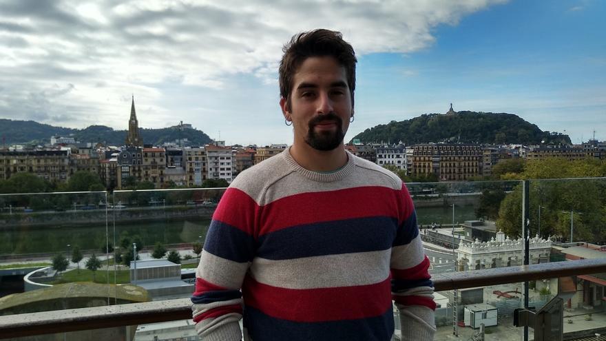 Juan Martínez Hernández, premio fin de grado en Psicología de la Universidad de Oviedo