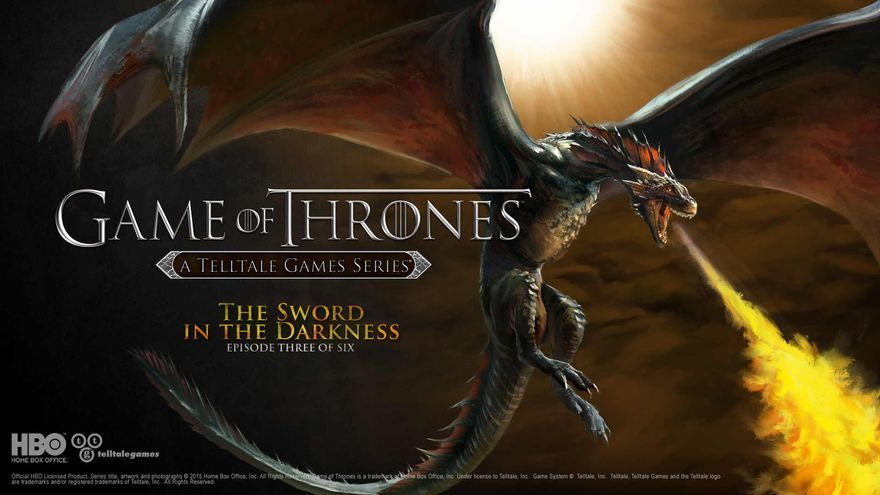 Game of Thrones. The Sword in the Darkness
