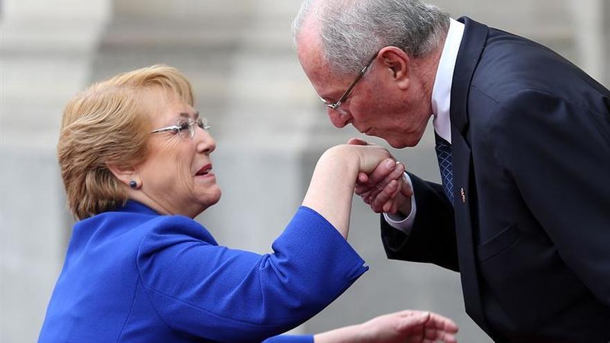 Los mandatarios de Perú y Chile encabezan el primer gabinete binacional en Lima