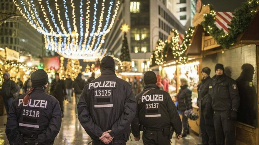 Detenidos dos kosovares en Alemania bajo sospecha de preparar un atentado