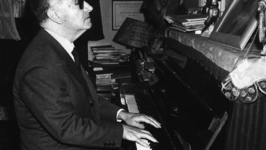 El concierto de los Premios Princesa homenajeará a Joaquín Rodrigo