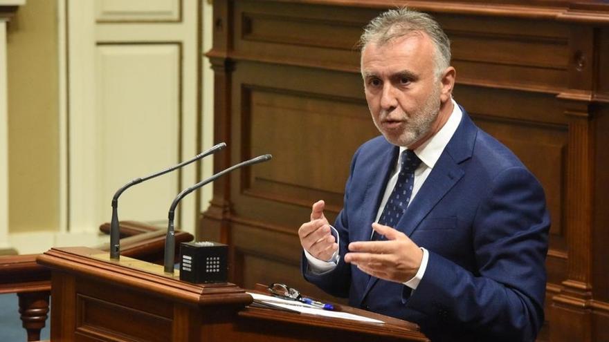 Ángel Víctor Torres tomará posesión este martes como presidente de Canarias