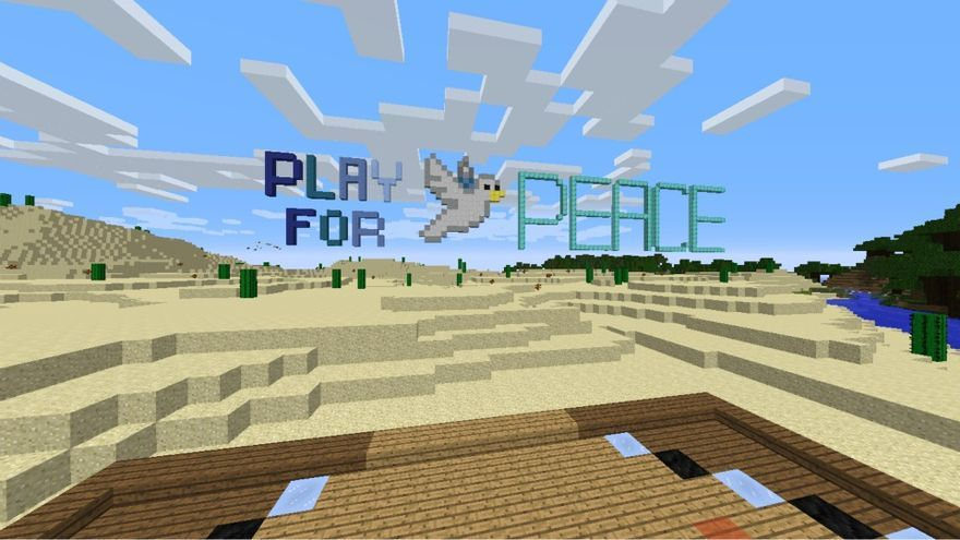 'Games for peace', una iniciativa para evitar el odio y el racismo educando a los niños