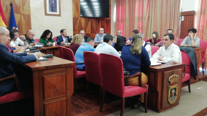 Asamblea general del Consorcio de Servicios de La Palma.