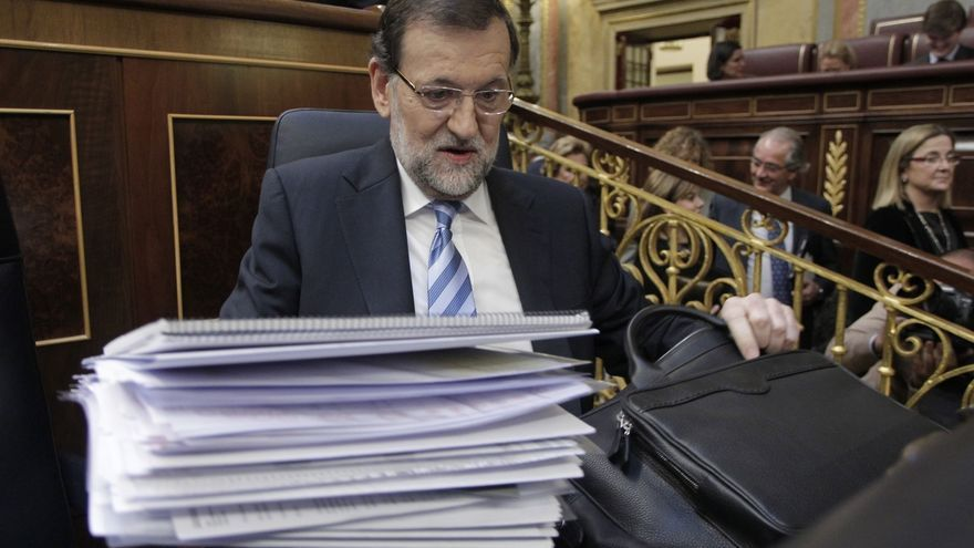 Rajoy baraja las fechas del 22 ó 29 de noviembre para las elecciones generales